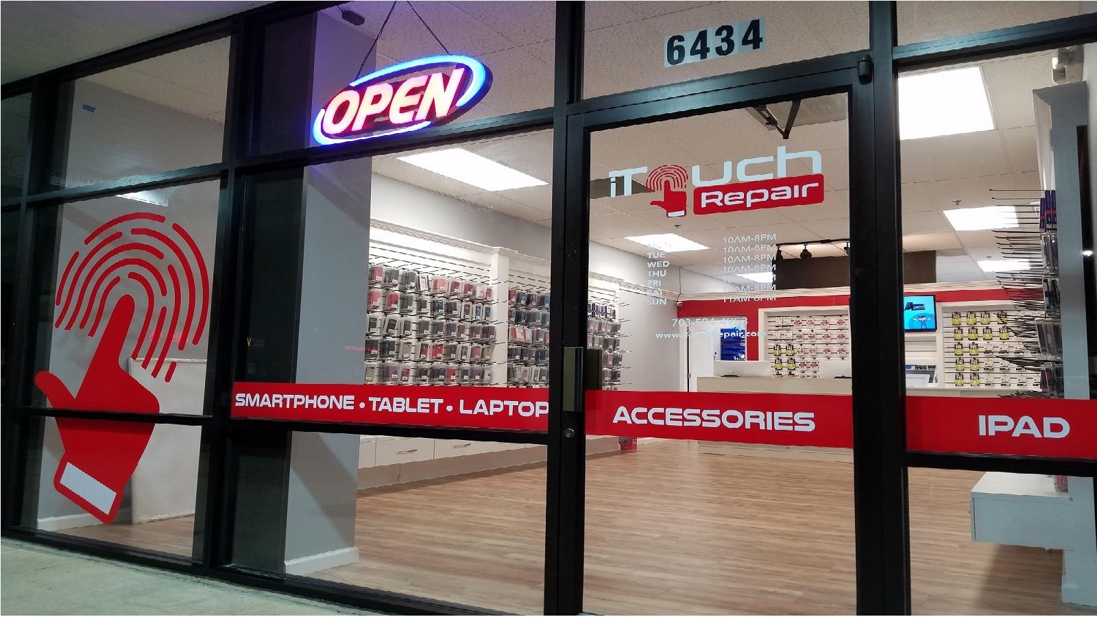 iPhone and Samsung Repair Shop in Alexandria, VA | iTouch Repair