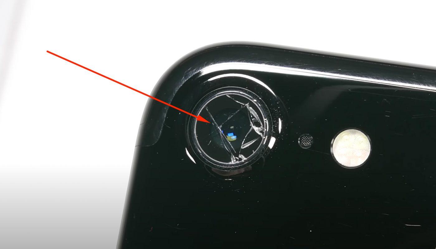 iPhone Rear Camera Lens Repair
