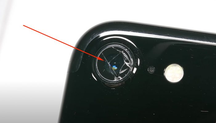 iPhone Rear Camera Lens Repair