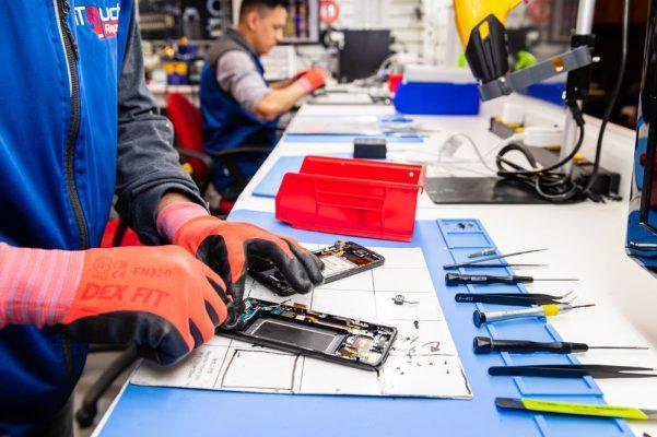 trusted repair shop in arlington va itouch