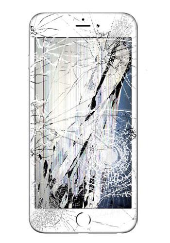 Smashed/Cracked