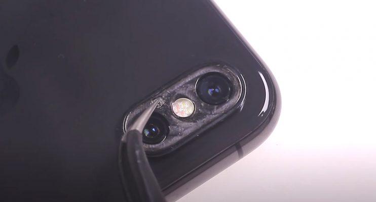 rear camera lens repair itouch