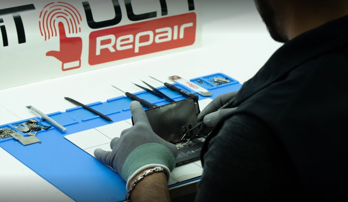 silver spring store itouch repair